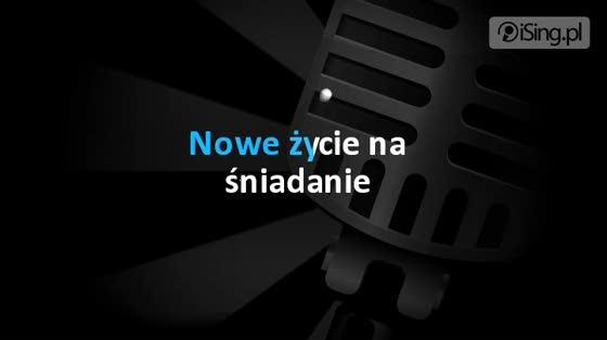 Andrzej Piaseczny śniadanie Do łóżka Tekst Piosenki