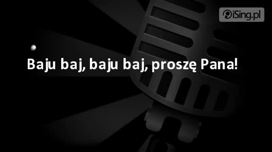 Anna Jantar Baju Baj Prosze Pana Jambalaya Tekst Piosenki Tlumaczenie I Teledysk