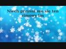 Zimowy Las (polska wersja) - Winter Wonderland