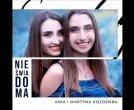Ania & Martyna Kozdenba - Nieświadoma ( Official Audio 2018)